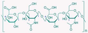 Uno dei fillers viso più usati è l' acido ialuronico